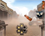 Bottle Shooter online h�bor�s j�t�k